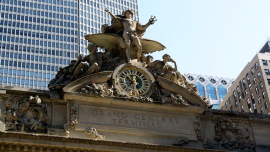 Fälschlicher Weise oft als Grand Central Station bezeichnet.