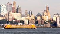 Die Staten-Island-Ferry ist kostenlos benutzbar.